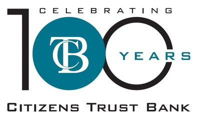Citizens Trust Bank celebrates 100 years in the community.