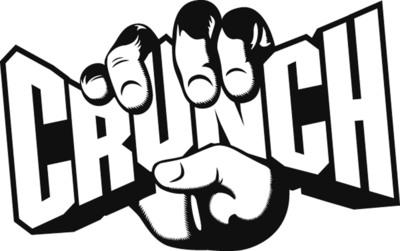 Crunch Fitness Logo. (PRNewsFoto/Crunch Fitness)