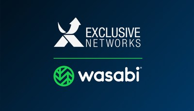 Exclusive Networks Heats Up X-OD Portfolio with Wasabi Technologies