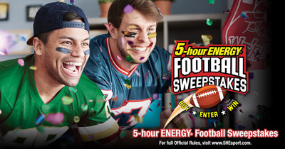 5-hour ENERGY Football Sweepstakes