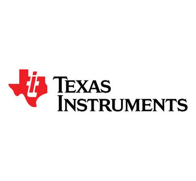Texas Instruments Logo. (PRNewsFoto/Texas Instruments Incorporated) (PRNewsfoto/Texas Instruments Incorporated)