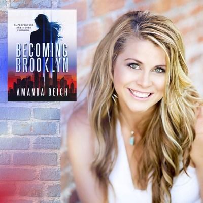 Author of Becoming Brooklyn, Amanda Deich