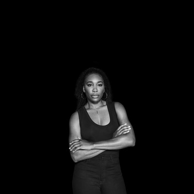 Seven-time Grand Slam Tennis Champion Venus Williams is collaborating with Blue Shield of California on women's health issues (PRNewsfoto/Blue Shield of California)