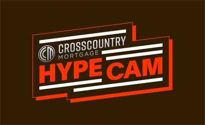 All the fun begins at 10 a.m. Sunday, September 19, on Dawg Pound Drive, where fans can enjoy CrossCountry Mortgage's Hype Cam Experience, which creates personalized, 360-degree pregame videos that can be shared, along with the hashtag #CCMHypeCam, through social media.