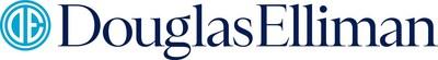 Douglas Elliman logo (PRNewsfoto/Douglas Elliman)