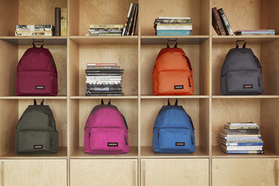Eastpak is now fully platformed in the U.S. with the launch of us.eastpak.com.