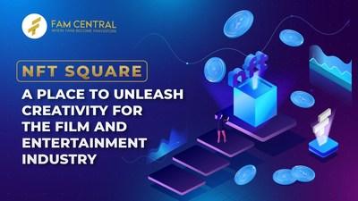 NFT Square is new NFT Marketing trending