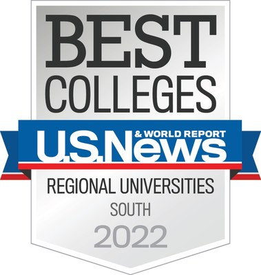 Florida Southern College Named #8 Best Regional University in the South 2022 by U.S. News & World Report