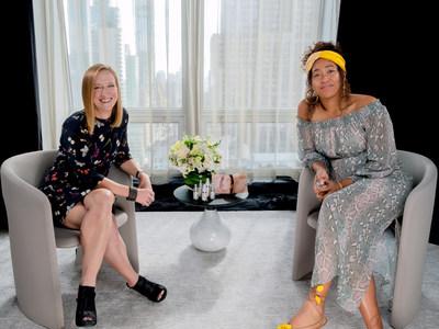 GoDaddy Keynote Naomi Osaka Inspires Next Generation of Entrepreneurs
