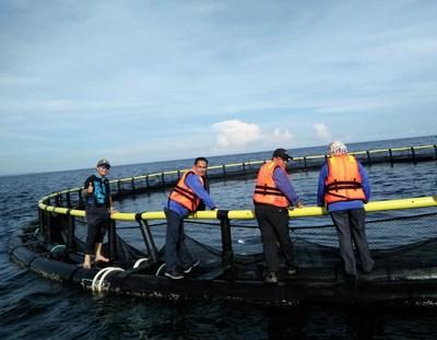 Hiseaton Brunei Deep Sea Cage Culture Base