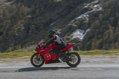 Energica EGO+ RS