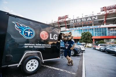 LG x Tennessee Titans