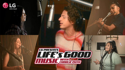 Life's Good Music with Charlie Puth