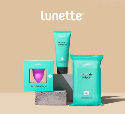 Lunette Intimate Care Range