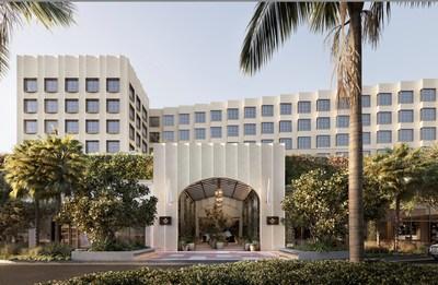 Miami Beach Goodtime Hotel Receives $164 Million in Financing via Walker & Dunlop