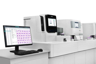Mindray MC-80 Digital Cell Morphology Analyzer provides more for morphology analysis.