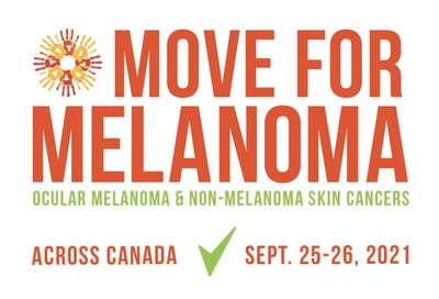 Save Your Skin Foundation is hosting the 3rd annual MOVE FOR MELANOMA with support from Vancouver Canucks' JT Miller to raise $75,000 to help Canadian skin cancer patients reach treatment. (CNW Group/Save Your Skin Foundation)
