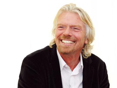 Sir Richard Branson Legendary British Entrepreneur & Founder of the Virgin Group