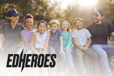 The EdHeroes Movement is launched. Its aim: to address the most pressing challenges in education (PRNewsfoto/EdHeroes Foundation)