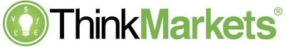 ThinkMarkets Logo (PRNewsfoto/ThinkMarkets)