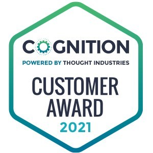 2021 Thought Industries Customer Awards