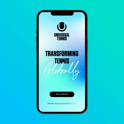 Universal Tennis has launched a free Universal Tennis app designed to improve the player experience.