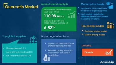 Quercetin Market Procurement Research Report