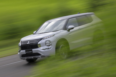 All-new Mitsubishi Outlander PHEV to debut in U.S. in second half of 2022