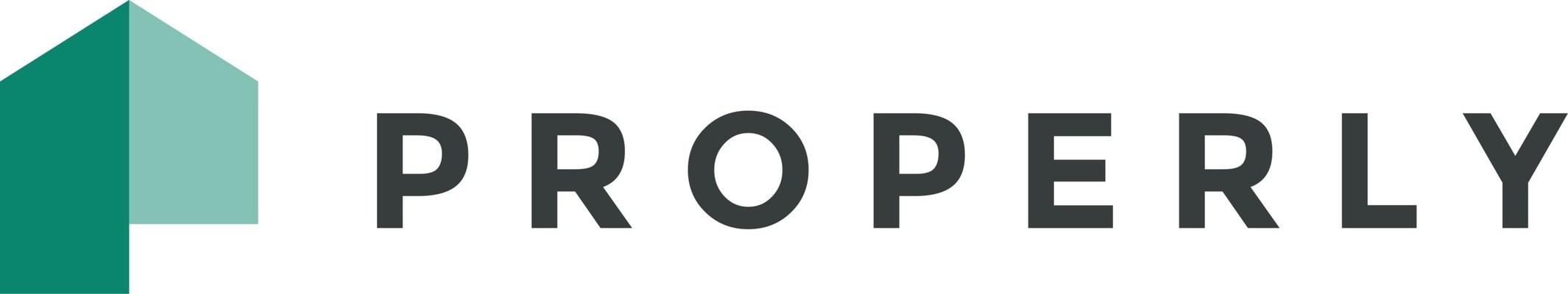 Properly Logo (CNW Group/Properly)