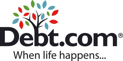 Debt.com is the consumer website where people can find help with credit card debt, student loan debt, tax debt, credit repair, bankruptcy, and more. Debt.com works with vetted and certified providers that give the best advice and solutions for consumers 'when life happens.'