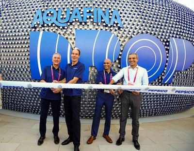 Ramon Laguarta, Chairman and CEO of PepsiCo, led the PepsiCo delegation in officially inaugurating the PepsiCo Pavilions at Expo 2020 Dubai