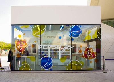 Pepsi Go, the brand's first unmanned AI-powered store, offers Expo 2020 Dubai visitors a seamless, contactless check-out experience