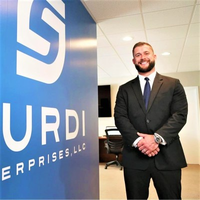 Since being founded in 2016 by Benjamin Surdi, pictured, PureDry Restoration(r) has more than quadrupled its size and revenue.