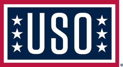 USO Logo for dark background. (PRNewsfoto/USO)